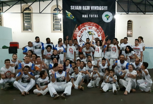 5º ENCONTRO INTERESTADUAL DE CAPOEIRA GUNGA COMANDA A RODA 2018
